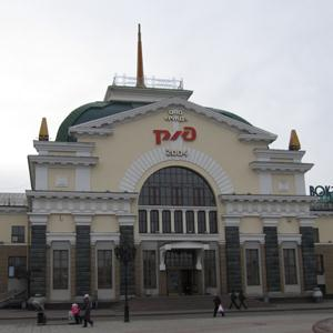 Железнодорожные вокзалы Хасана